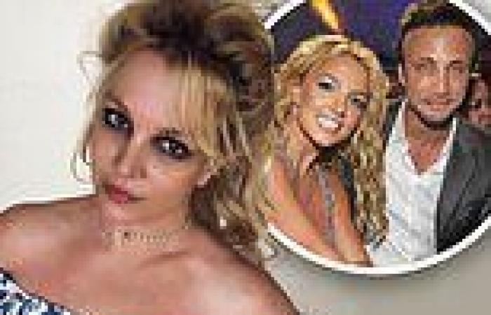 Britney Spears is feeling 'relieved' and as conservatorship leaders step away ...