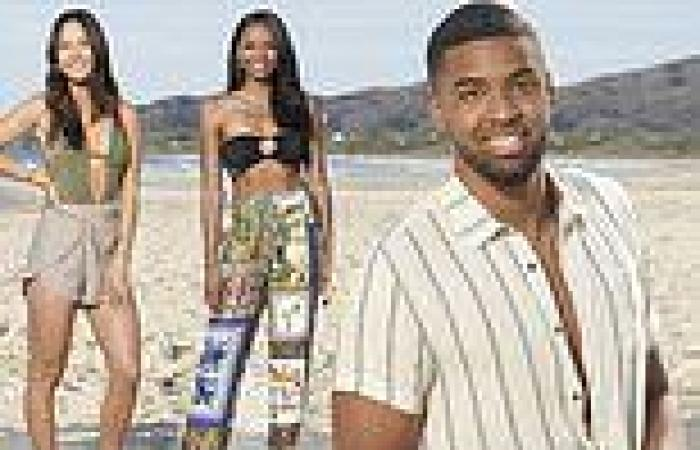 Bachelor In Paradise cast unveiled! Ivan Hall and Natasha Parker leading stars ...