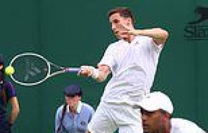 sport news Joe Salisbury fails tobecome first British finalist in the men's doubles at ...