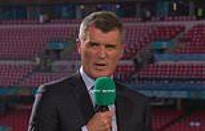 sport news Euro 2020: BBC and ITV reveal pundit line-up for Sunday's England vs Italy ...