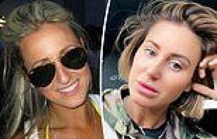 Roxy Jacenko shares a throwback picture of herself before her plastic surgery ...