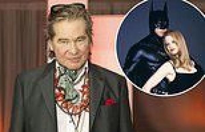 ALISON BOSHOFF: Redemption of the superhero sinner Val Kilmer in touching new ...