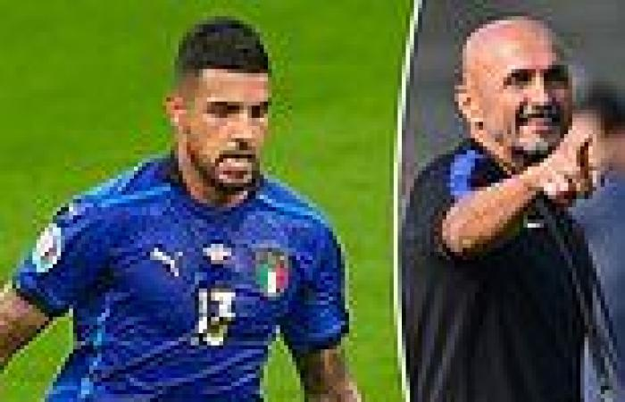 sport news Chelsea: Napoli boss Luciano Spalletti admits he 'might' have spoken to Emerson ...
