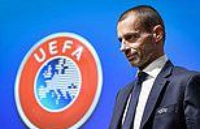 sport news Staging the Euros in 11 host cities has been unfair to fans and teams, says  ...