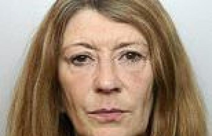 Chester woman, 59, is jailed for life for murdering her husband by pouring ...