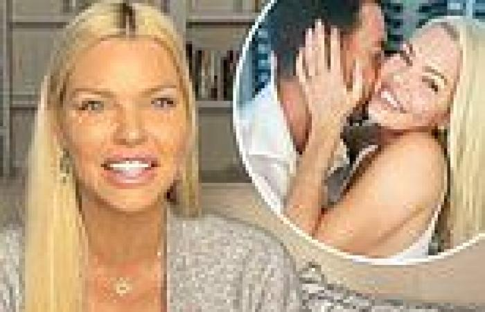 Beauty and the Geek host Sophie Monk reveals her fiancé Joshua Gross' surprise ...