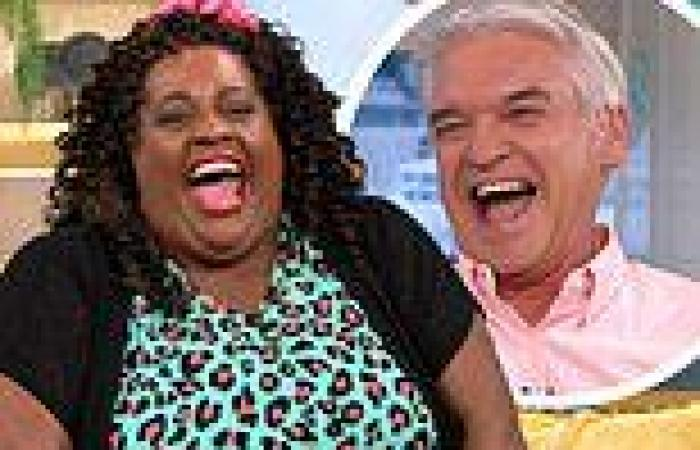 Alison Hammond leaves Phillip Schofield and Holly Willoughby in hysterics