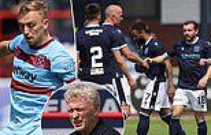 sport news Pre season is underway! Bowen on target as West Ham come from two goals down to ...