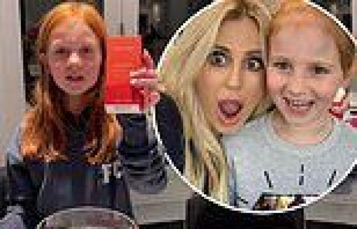 Roxy Jacenko's daughter Pixie receives ring light and skincare products after ...