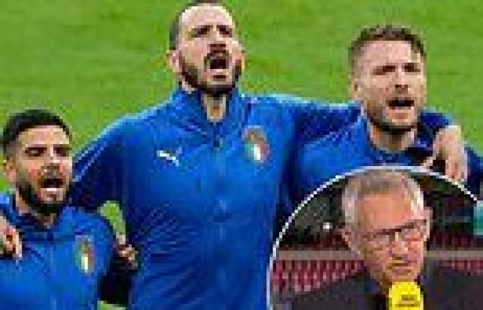 sport news Euro 2020: Lineker calls England fans 'rude and utterly classless' if they boo ...