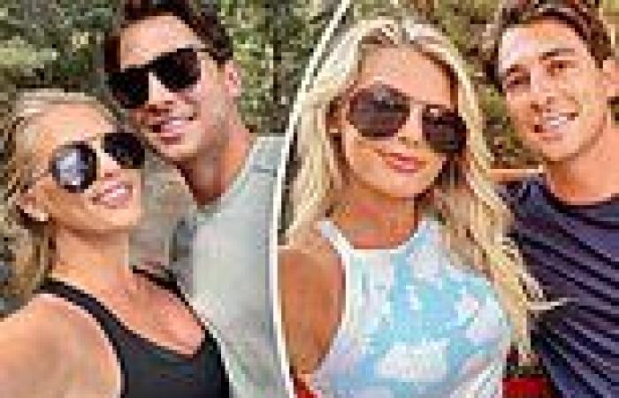 Madison LeCroy calls new beau her 'love' during Utah vacation