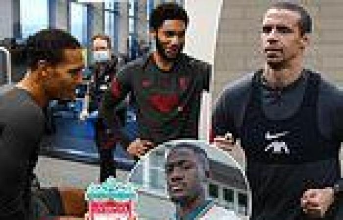 sport news Liverpool announce pre-season training camp in Austria with Virgil van Dijk and ...