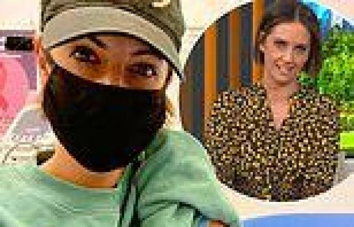 Today show reporter Brooke Boney gets the AstraZeneca vaccine and urges ...
