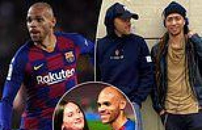 sport news Martin Braithwaite is now Barcelona's RICHEST player with his US property ...