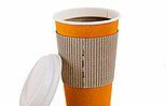 One cup of coffee a day cuts the risk of falling ill with coronavirus by a ...