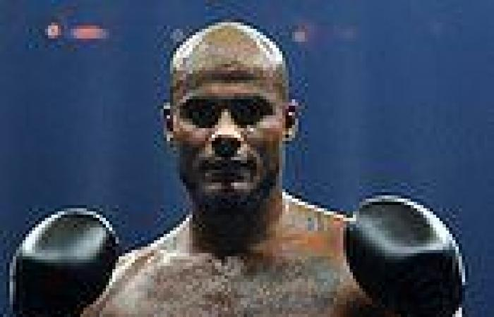 Tragedy as boxing legend Chris Eubank's son Sebastian drowns at his home in ...