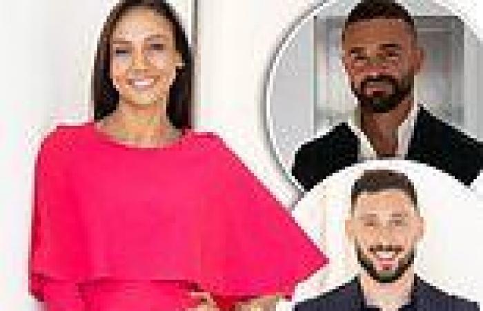 Luxe Listings star Gavin Rubenstein reveals he's had a crush on D'Leanne 'for ...