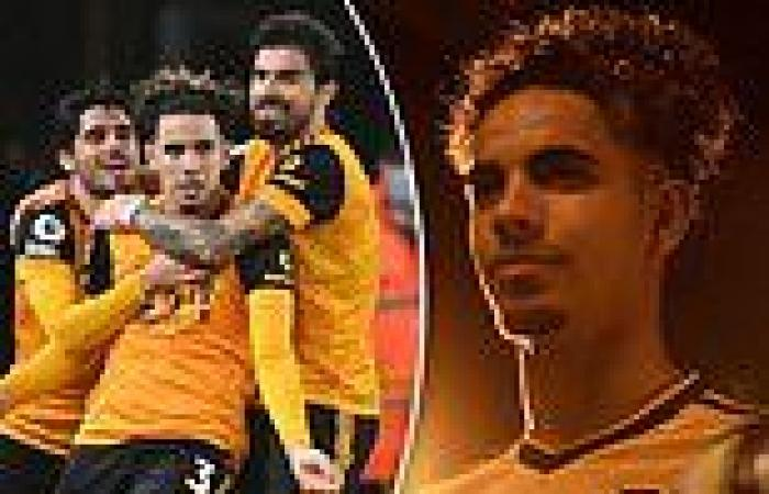 sport news Wolves confirm permanent signing of defender Rayan Ait-Nouri from Angersin ...