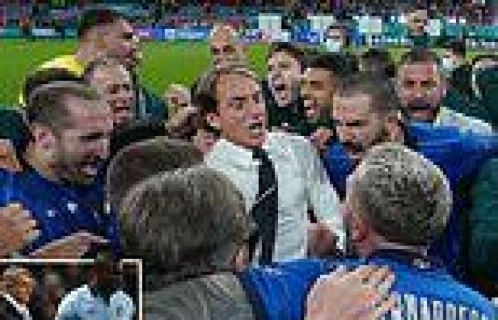 sport news MICAH RICHARDS: Roberto Mancini will be preparing his Italy troops for WAR ...
