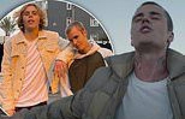 Australian pop star The Kid Laroi drops new collab with Justin Bieber