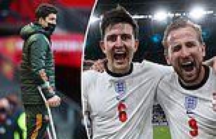 sport news Euro 2020: Harry Maguire's will step out at Wembley as the bedrock of England