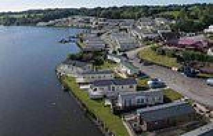 Toddler found drowned in lake by his father during holiday at caravan park, ...