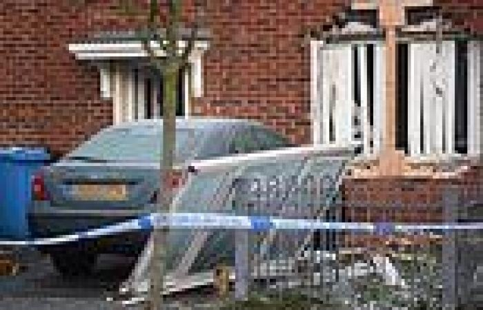 Jealous lover blew up his home in gas explosion because he feared girlfriend ...