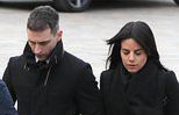 Fury as football agent who killed officer in horror smash is FREED on day ...
