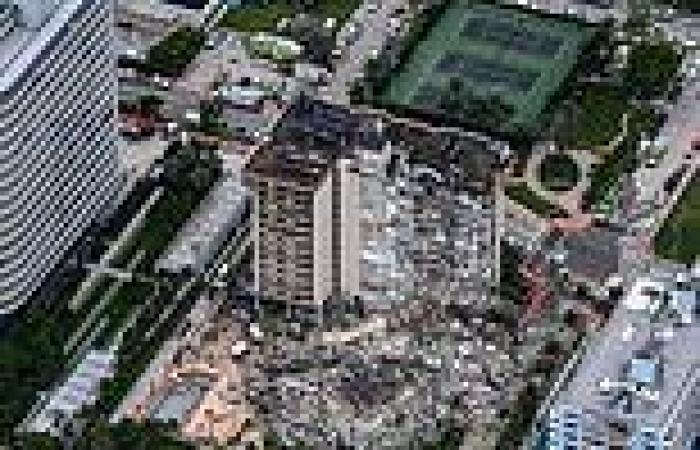 Death toll from Miami condo collapse surges to 86 as 43 still remain ...