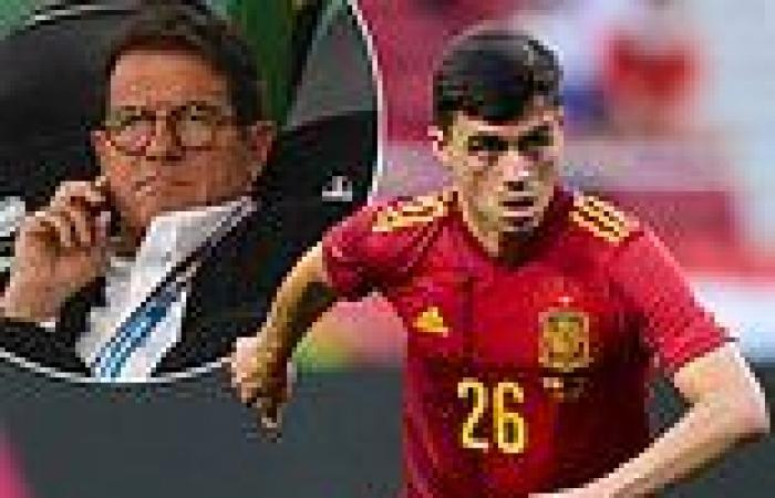 sport news 'He is simply a spectacular footballer': Fabio Capello lavishes praise on ...