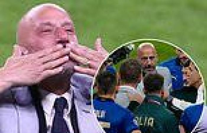 sport news Gianluca Vialli has become a symbol of Italian resilience ahead of Euro 2020 ...