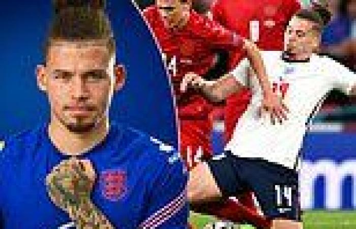 sport news Euro 2020: England have not run out of gas at Euro 2020... tireless Kalvin ...