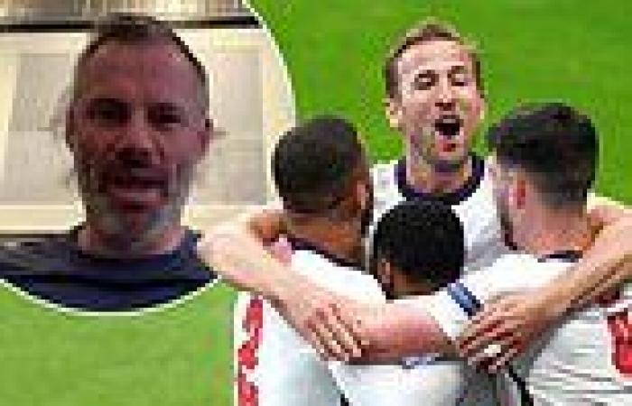 sport news Jamie Carragher believes England will beat Italy in the Euro 2020 final on ...