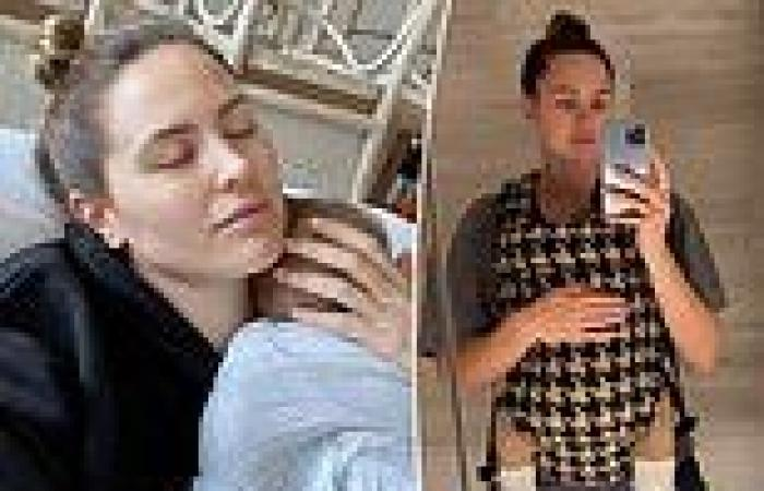Jesinta Franklin reveals why she won't ever share her babies' faces on social ...