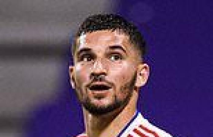 sport news Tottenham 'exploring the possibility of signing Houssem Aouar' this summer with ...
