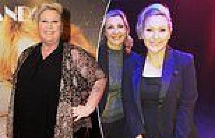 Meshel Laurie debuts amazing weight loss transformation
