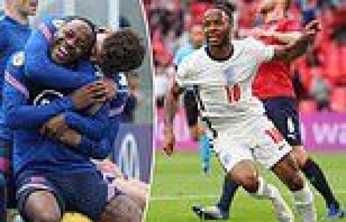 sport news John Stones tips Raheem Sterling to WIN player of the tournament at Euro 2020