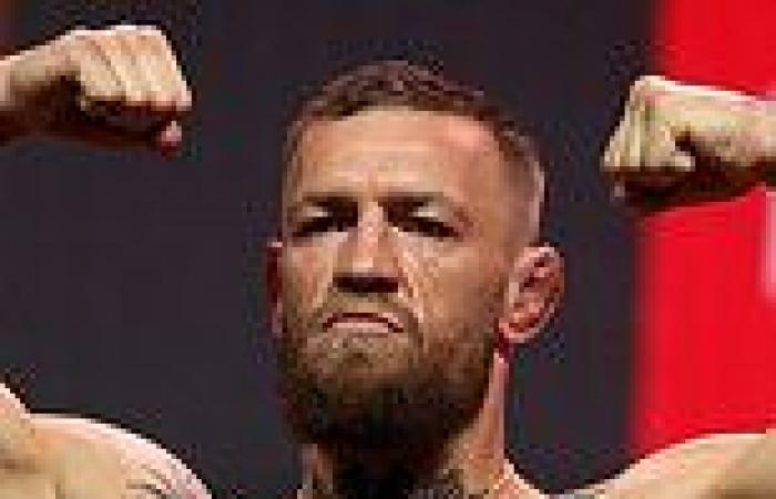 sport news Conor McGregor could earn extra £54,000 if he performs well against Dustin ...
