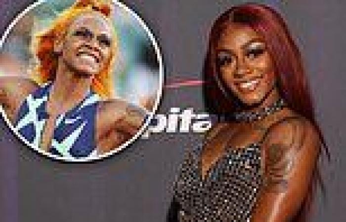 Track star Sha'Carri Richardson ESPYS first public appearance since 30-day ban ...