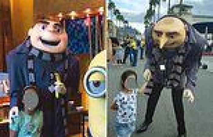 Families sue Universal Orlando for $30K claiming actor used white-power hand ...