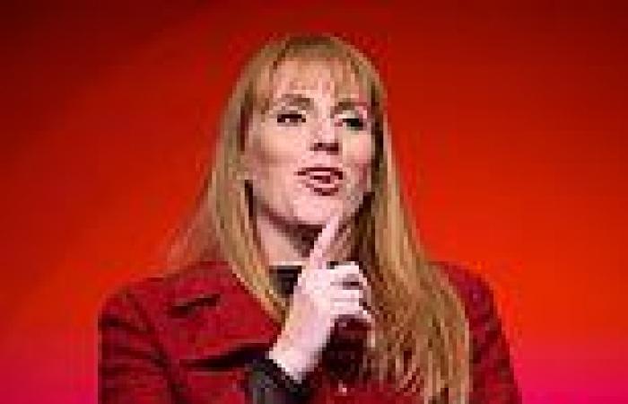 Angela Rayner branded 'shameless' for accepting £10k donation from developer ...