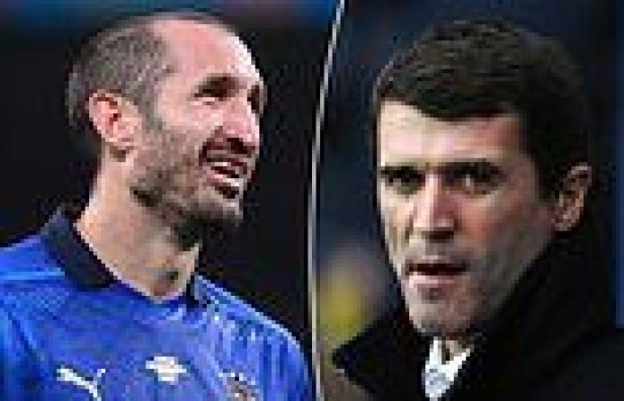 sport news Roy Keane 'almost brought a young Giorgio Chiellini to Sunderland... but deal ...