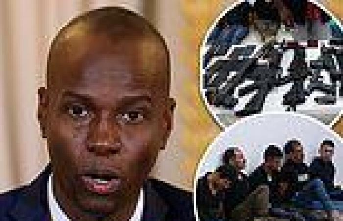 Haiti assassins claim they wanted to arrest the president rather than kill him