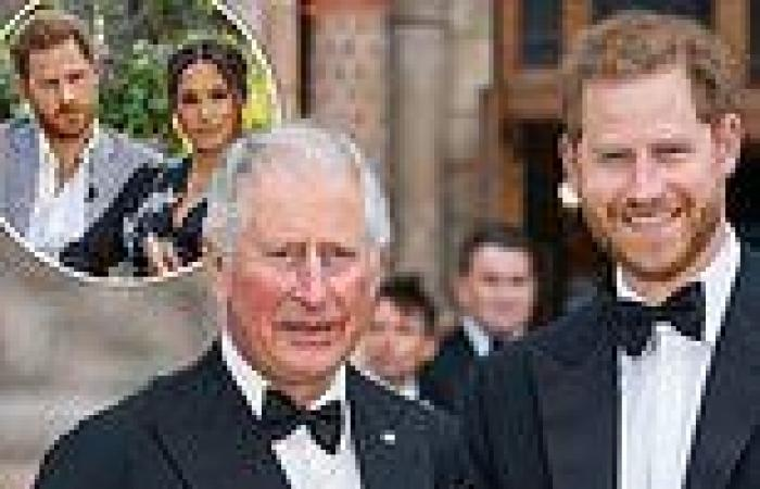 TALK OF THE TOWN: Prince Charles 'planned one-on-one dinner with Harry'