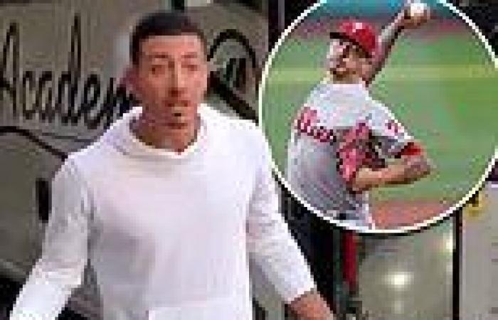 Phillies pitcher Vince Velasquez gets into an argument with fan after ...