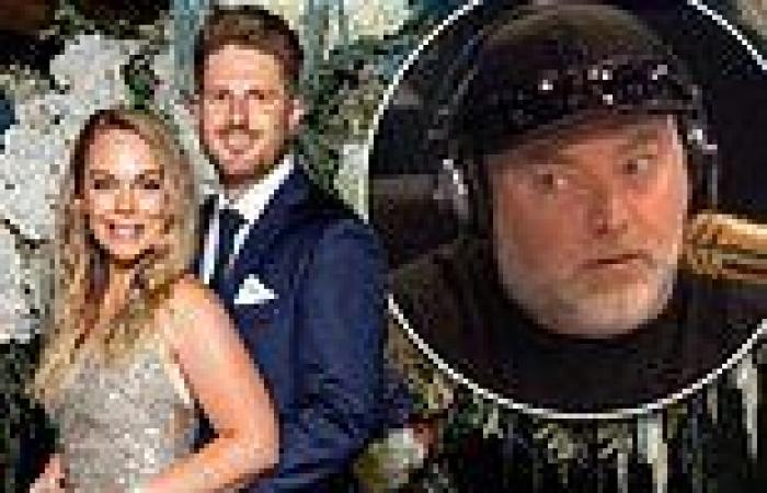 MAFS' Bryce Ruthven and Melissa Rawson let slip their twins' due date