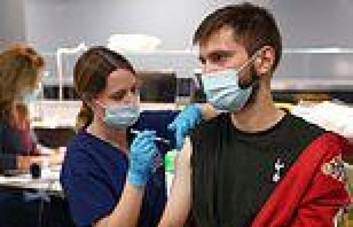 Getting a flu jab slashes the risk of being hospitalised with Covid by up to ...