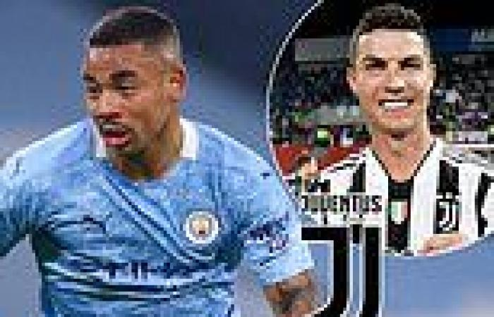 sport news Juventus make Manchester City striker Gabriel Jesus their top transfer target