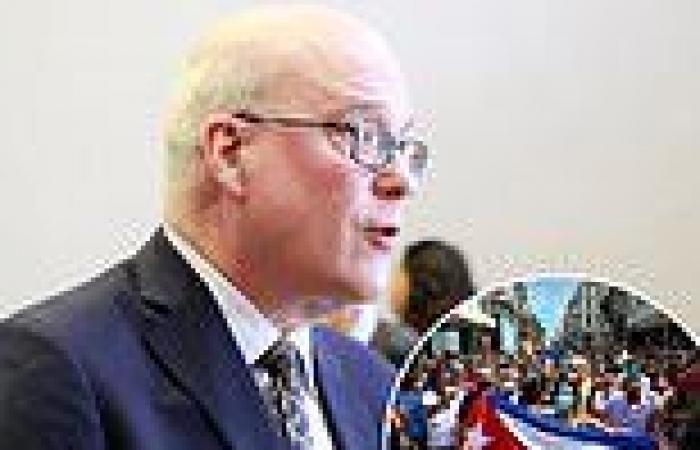 Cuban dissident group leader calls on President Joe Biden to bring tyrannical ...