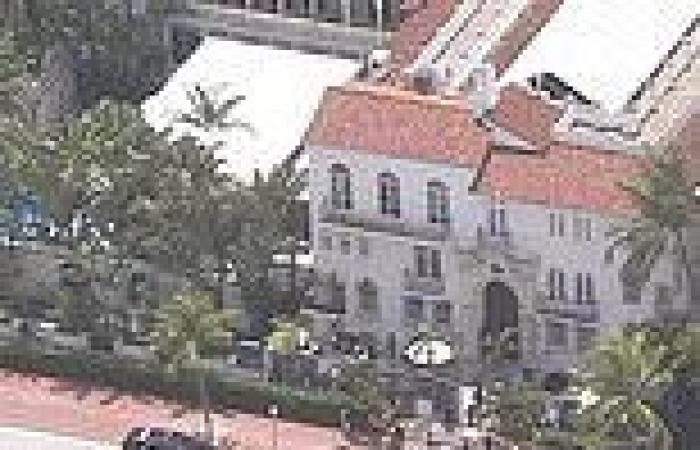 Housekeeper finds two men dead in hotel room at former Versace Mansion in Miami ...